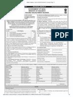 Rrb Apply Online for 14033 Jr Engineer Advt