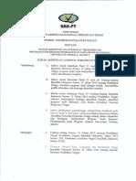 0556 SK BAN PT Ak SURV S II 2017 Program Sarjana Ekonomi Pembangunan UT