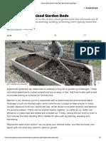 How to Build Raised Garden Bed _ Best Raised Garden Beds.pdf