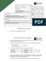 Encuesta Curso HACCP 1 - Evaluación de Resultados