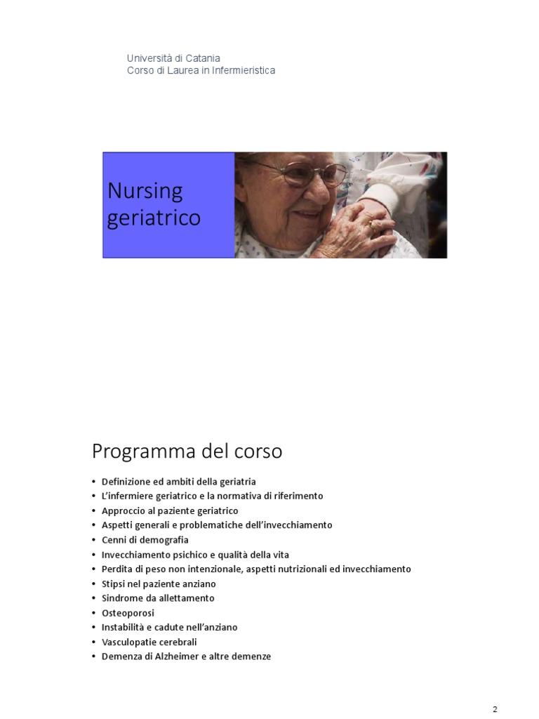 corsi di gestione del peso per infermieri
