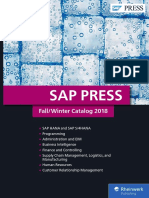 SAP PRESS Fall Catalog 2018 28page