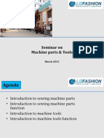 Machine Parts & Tools