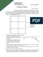 FEUP Estruturas de Betão 2 - Folha 4