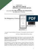 Filipinas Dentro de Cien Anos