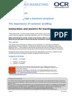363931 Unit r065 Customer Profiling Lesson Element