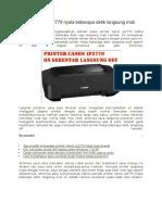 Printer Canon IP2770 nyala beberapa detik langsung mati.docx