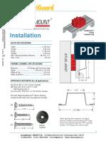 Resilmount Clip - Installation Guide