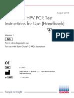 HPV pcr