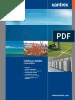 Xantrex Catalogo Energias Renovables Espanol