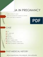 FInal Anemia in Pregnancy