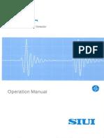 Smartor - Digital Ultrasonic Flaw Detector - Operation Guide (Siui)