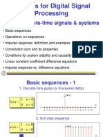 2-LTI Discrete Time Systems