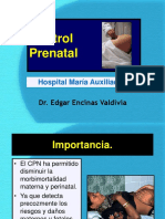 Control Prenatal II