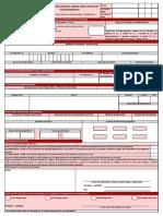 Formato Licencia de Funcionamiento Ds 046-2017-Pcm