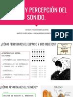 Música y Percepción Del Sonido.