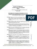 Standards of Professional Practice SPP