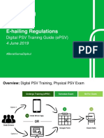 Digital Training Guide EPSV VSent4 ENG