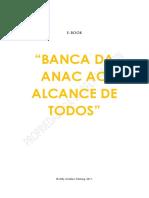 Resumão banca da Anac