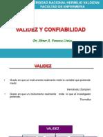 2 Validación y Confiabilidad