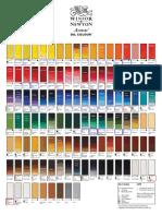 03 WN Artists Oils Color Chart 49