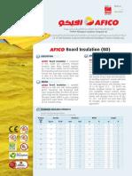 Afico Pipe Insulaion