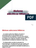 Motores elèctricos trifásicos (Introducción)