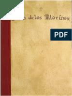 Trata de los Alhorines (Copia mecanografiada)