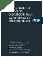 Construindo Modelos Didático Uma Experiência Em Microbiologia