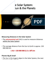8.3 Solar System