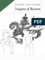 Mercier & Sperber (2017) - The Enigma of Reason