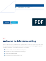 ACTAX ACCOUNTING
