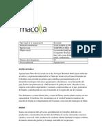 AGROPECUARIA MACOLLA
