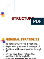 Structure Skills 1 5