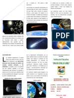 tripticos de asteroides