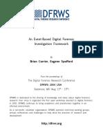 Paper-An Event-based Digital Forensic Investigation Framework