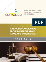 Tarifa para Abogados en Colombia.pdf