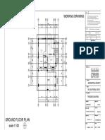 1.Ground Floor Plan