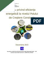 Studiu Privind Eficienta Energetica Cta
