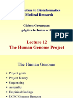 12-Human Genome Project