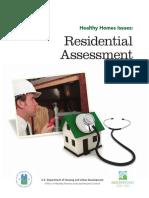 HUD Residential Assessment Paper 12-11-12