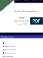 06 2a Lei Da Termodinamica Para Sistemas