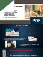Diapositivas NOVACION