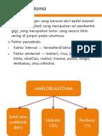 ameloblastoma