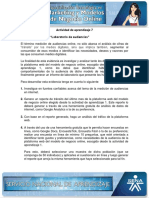 Evidencia 8 Informe Laboratorio de Audiencias