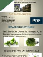 Desarrollo Sostenible Trabajo Grupal 1