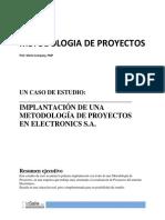 Caso Electronics, SA