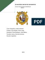 Informe Villa El Salvador