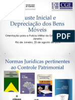 Apresentação Ajuste Inicial e Depreciação Dos Bens Móveis 19-08-14