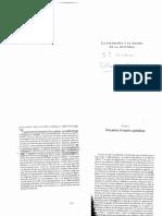 Feinmann- La Filosofìa de La Historia